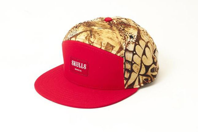 Skulls Nyc Summer Cap Collection 5 1