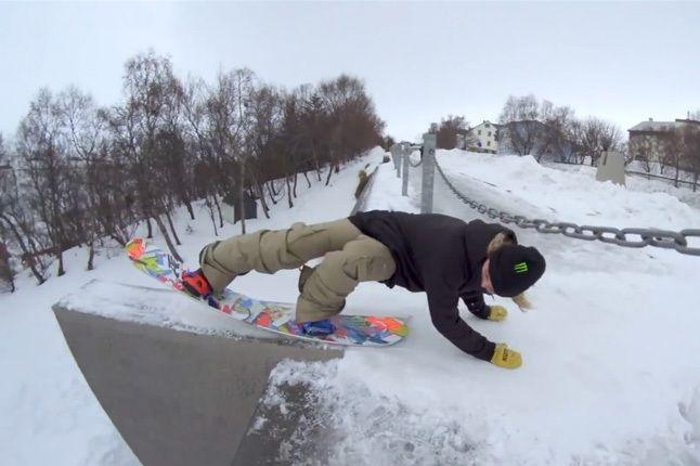Nike Snowboarding Never Not Pt1 Trailer 8