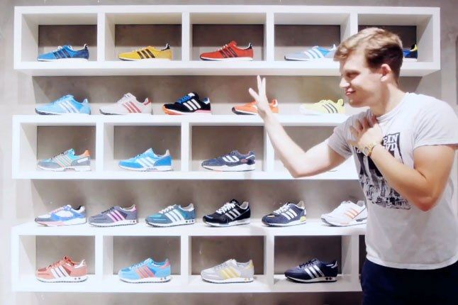 Asphaltgold Adidas Sneakers 1