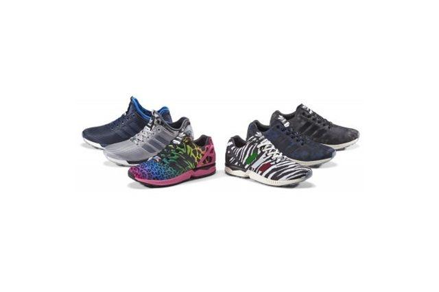Italia Independent X Adidas Zx Flux 1