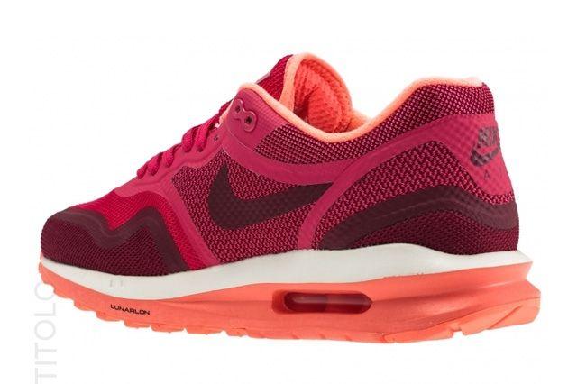 Nike Wmns Air Max Lunar 1 Bright Mango 3