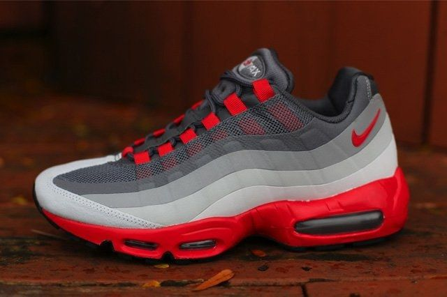 Nike Air Max 95 Chilling Red 1