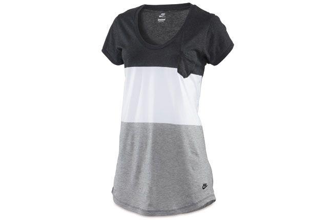 Nike Tempo Colorblock Tee 1