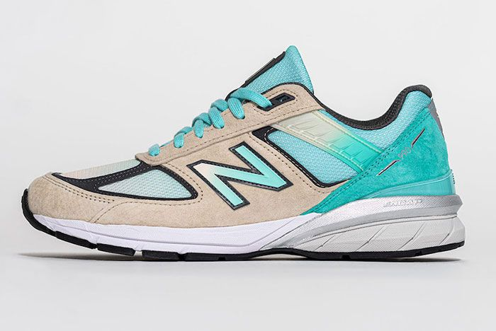 Ycmc New Balance 990V5 Big Checks And No Stress Release Date 1 Official