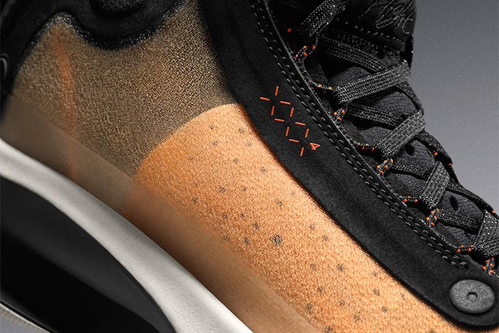 Air Jordan 34 Amber Rise Midsole 2