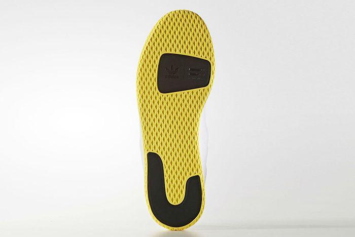 Pharrell Williams X Adidas Tennis Hu Gold5