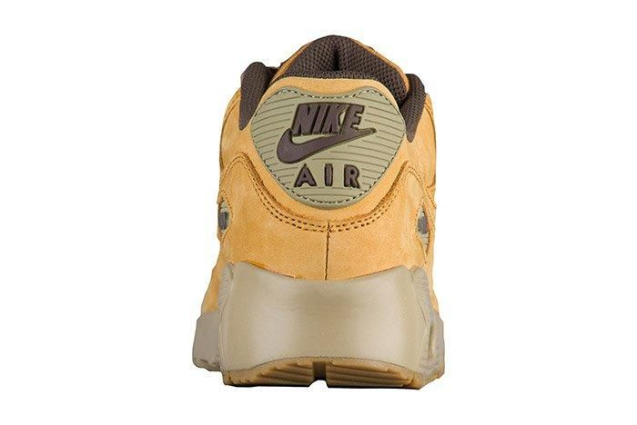 Nike Air Max 90 Winter Prm Wheat 1