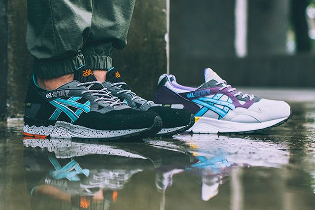 Asics Tiger Gel Lyte V Gore Tex August Delivery1