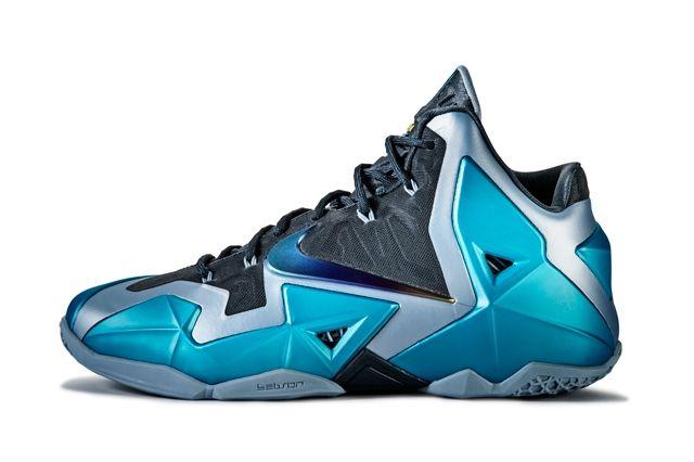 Nike Le Bron 11 Gamma Blue 41