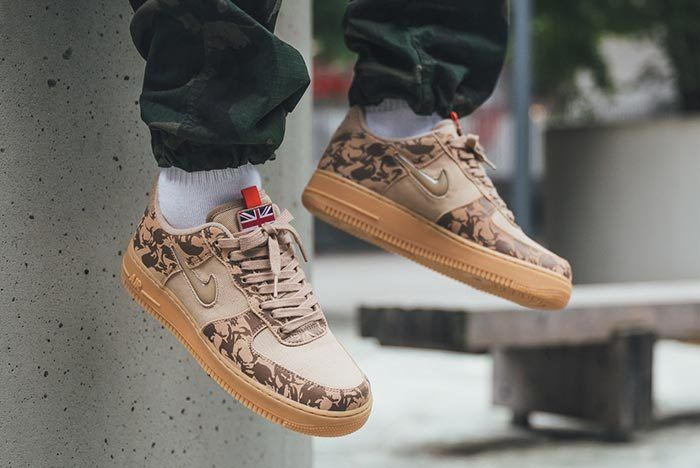Nike Air Force 1 Jewel Camo 1