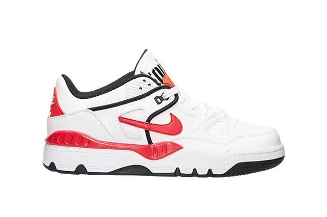 Nike Af2 University Red 2