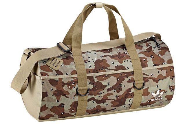 Adidas Originals Camo Bag 1