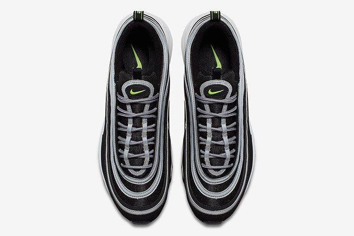 Nike Air Max 97 Og Black Neon Yellow 4