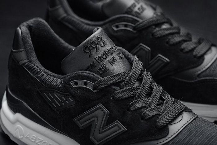 New Balance 998 Made In Usa Blackgrey 4