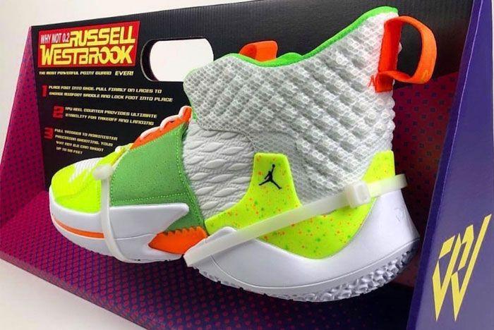 Russell Westbrook Super Soaker Jordan Why Not Zero 1