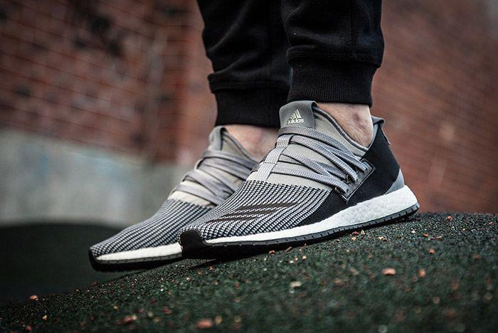 Adidas Pureboost R Grey 2