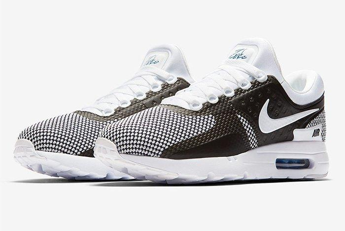 Nike Air Max Zero White Obsidian Soar
