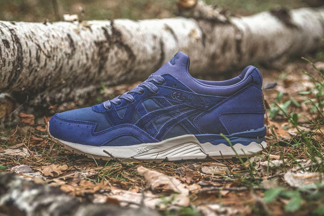 Sneakersnstuff X Asics Forest Pack7