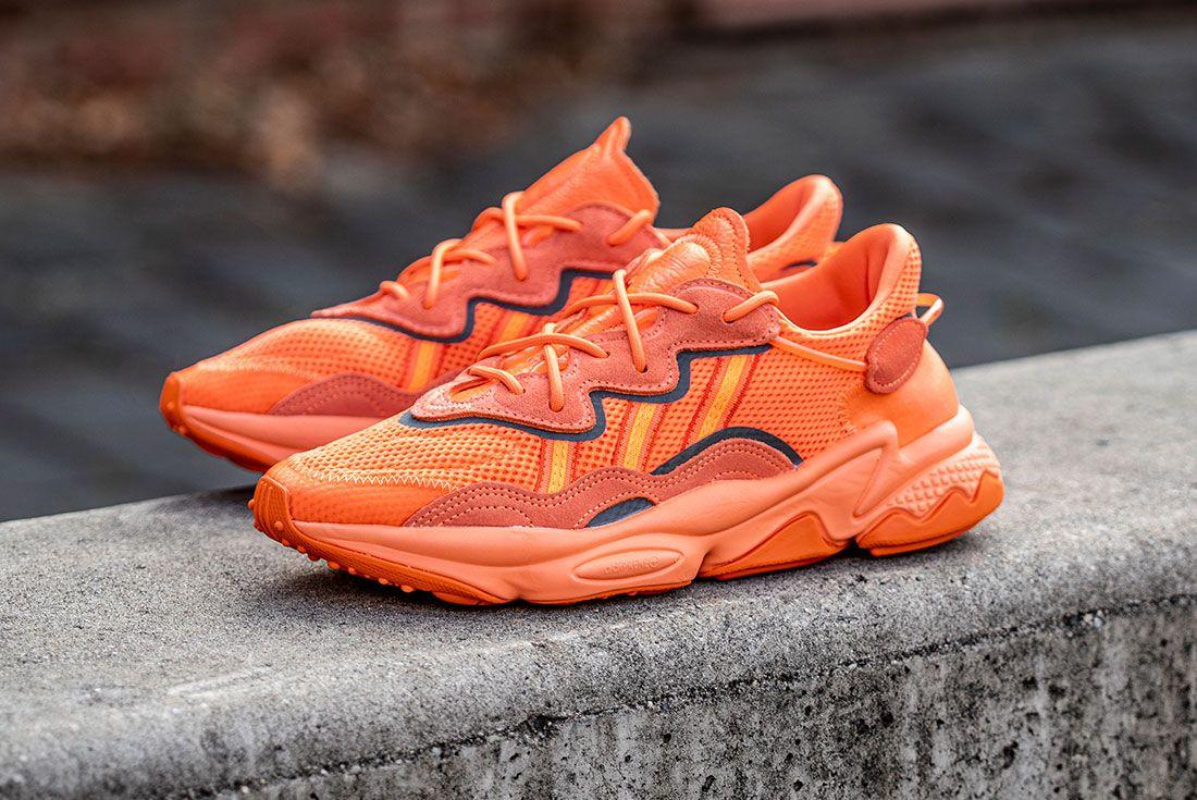 Adidas Ozweego 2019 Pair2 Orange