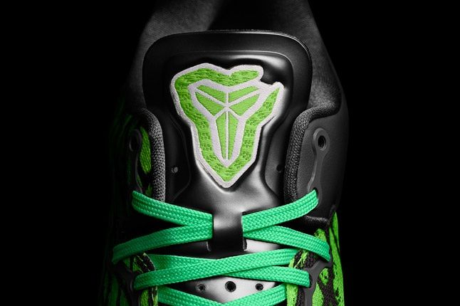 Kobe 8 System Nikeid Green Tongue 1