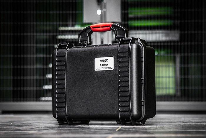 Casio Gorillaz Pack