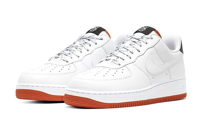 Nike Air Force 1 Ny Vs Ny Streetball Pack Release Information Side Pair