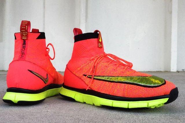Nike Mercurial Superfly Free 1