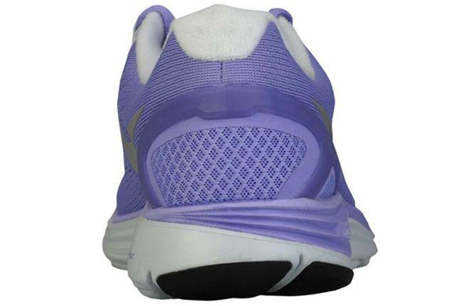 Nike Lunarglide 4 Medium Violet Heel 1