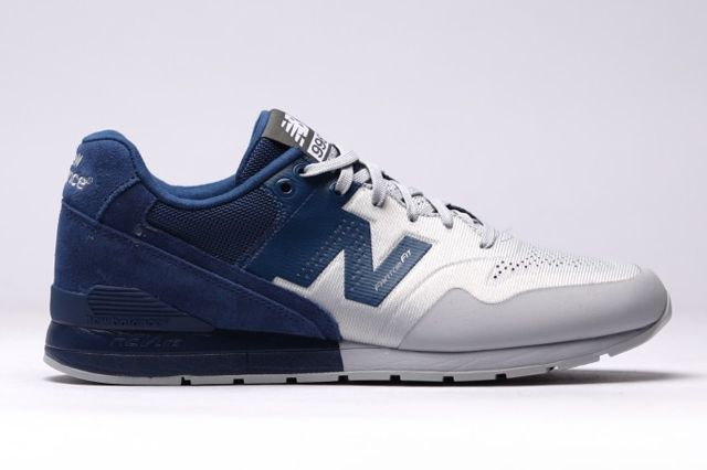 Afew Store Sneaker New Balance Mrl 996 Fu Silver