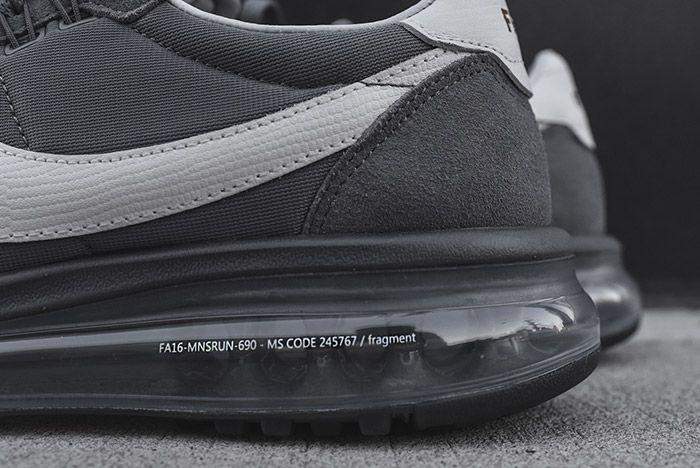 Fragment Design Nike Air Max Ld Zero Cool Grey 6