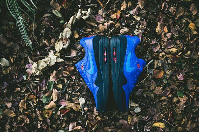 Nike Air Max 1 Fb Photo Blue Obsidian 4