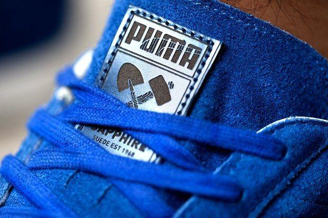 Puma Suede Sapphire 7