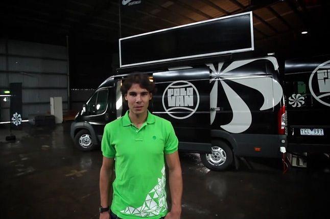 Rafael Nadal Polo Nike 1
