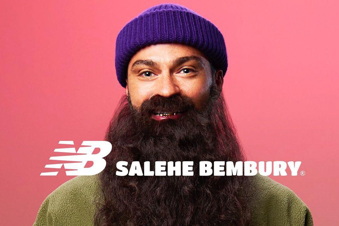 Salehe Bembury New Balance 574 Yurt