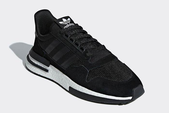 Adidas Zx500 Rm Black White 2