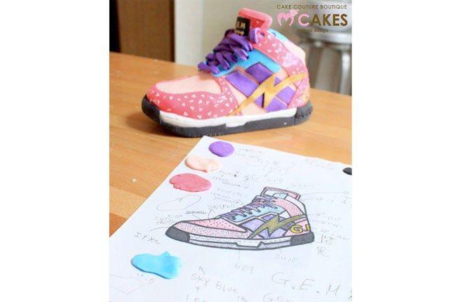 Mcake Sneaker 3 D Cake 1 1