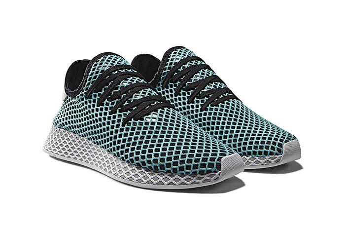 Adidas Originals Deerupt Parley Collab Shoe 2 Sneaker Freaker