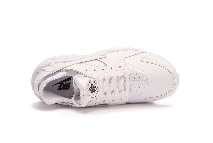 Huarache Premium White 4 1