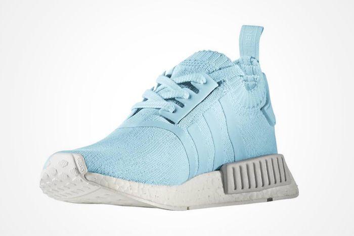 Adidas Nmd R1 Ice Blue 2