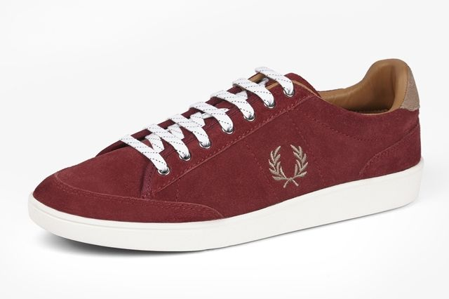 Fred Perry Hopman 9