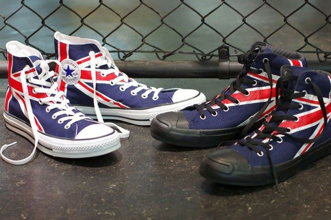 Converse Union Jack All Star 2 1