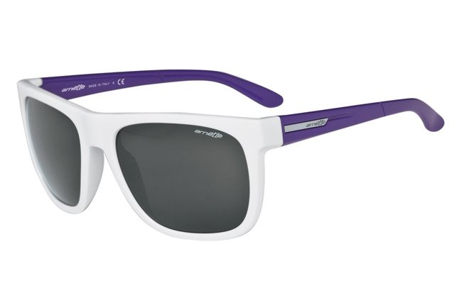 Fire Drill Gloss White With Violet Stems Grey An4143 443 87 1