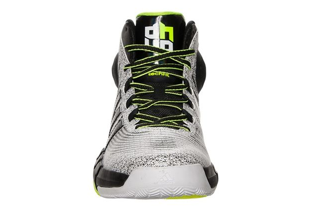 Adidas D Howard 4 White Black Electricity 4