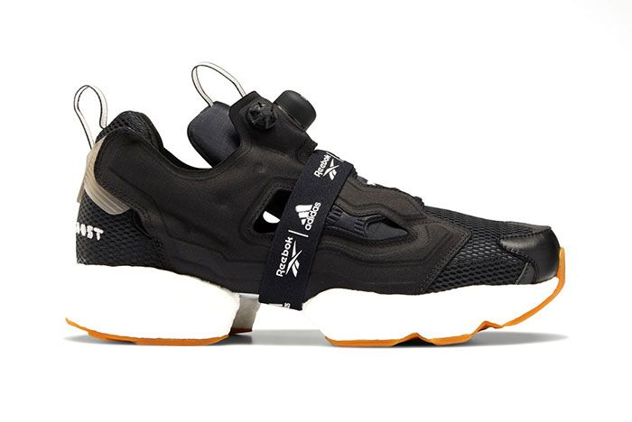 Reebok X Adidas Instapump Fury Boost Side Profile Shots5