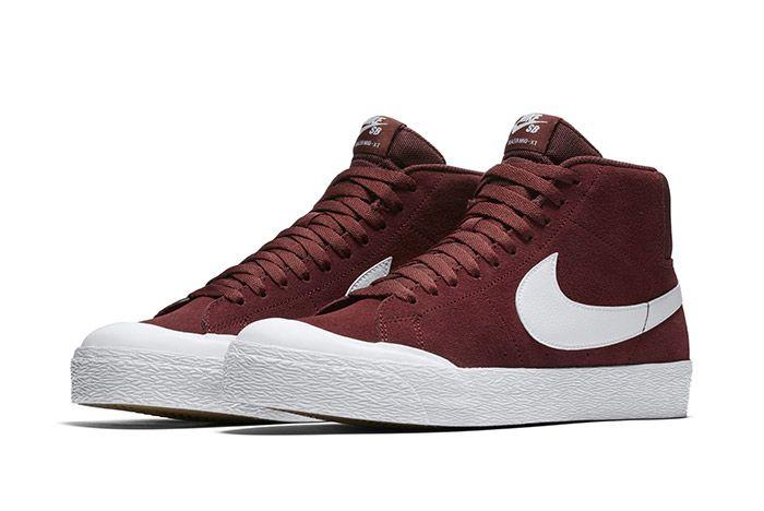 Nike Sb Blazer Mid Xt 02