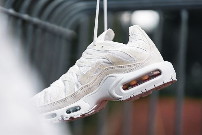 Nike Air Max Plus Deconstructed White Cd0882 100 Release Date Medial