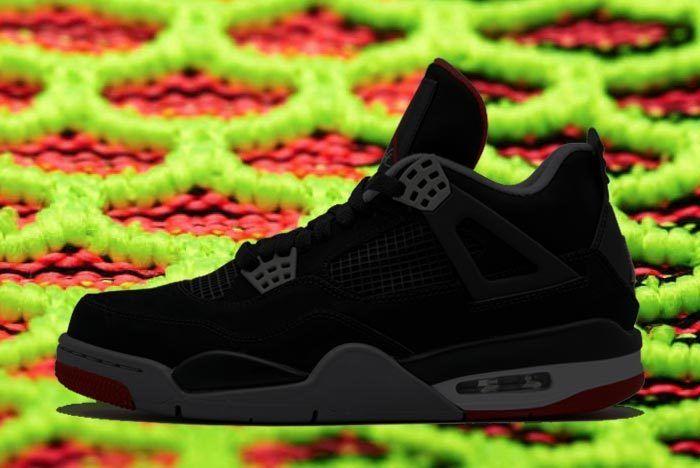 Air Jordan 4 Flyknit