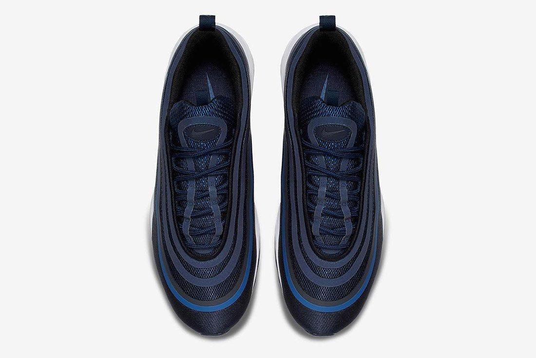 Nike Air Max 97 Ultra Obsidian Royal Blue 4