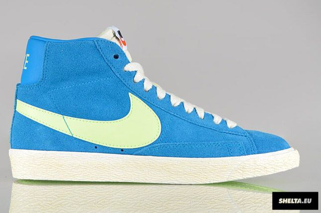 Nike Blazer High Suede Womens 04 1
