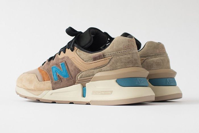 Kith Nonnative New Balance 997S Preview 1